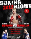 Boxing night 2012 VALMIS2