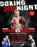 Boxing night 2012 VALMIS2