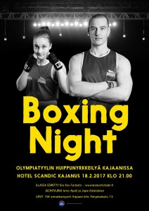 Boxing night 2017