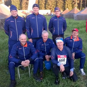 Ryhmäkuva 2 Jukola 2014 Kuopio